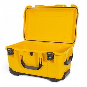 NANUK - Odolný cestovní kufr model 938 - žlutá - vhodné pro IZS
