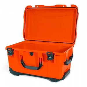 NANUK - Odolný cestovní kufr model 938 - oranžový - vhodné pro IZS
