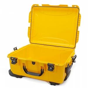 NANUK - Odolný cestovní kufr model 955 - žlutá - vhodné pro IZS