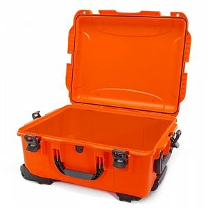NANUK - Odolný cestovní kufr model 955 - oranžová - vhodné pro IZS