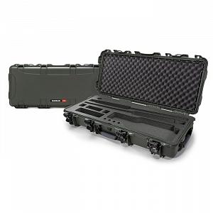 NANUK - Odolný kufr model 985 TAKEDOWN - zelený