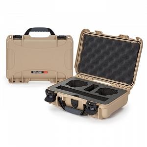 NANUK - Odolný foto kufr model 909 DJI Osmo Action - písková