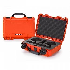 NANUK - Odolný foto kufr model 909 DJI Osmo Action - oranžová - vhodné pro IZS