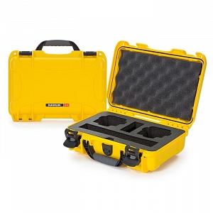 NANUK - Odolný foto kufr model 909 DJI Osmo Action - žlutá - vhodné pro IZS