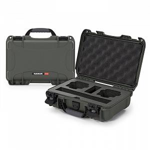 NANUK - Odolný foto kufr model 909 DJI Osmo Action - zelená