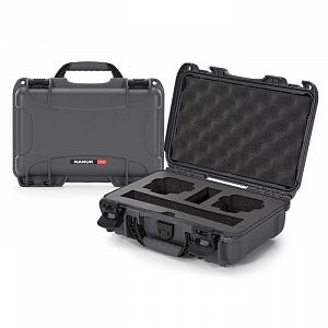 NANUK - Odolný foto kufr model 909 DJI Osmo Action - šedá