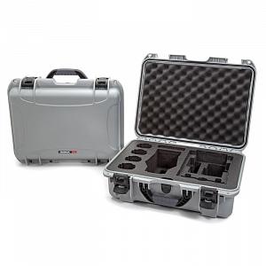 NANUK - Odolný kufr model 920 na dron DJI Mavic 2 Pro   Zoom + Smart Controller - stříbrný