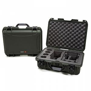 NANUK - Odolný kufr model 920 na dron DJI Mavic 2 Pro   Zoom + Smart Controller - Zelený
