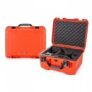 NANUK - Odolný kufr model 933 na dron DJI Phantom 4 - oranžový  vhodný pro IZS