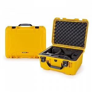 NANUK - Odolný kufr model 933 na dron DJI Phantom 4 - žlutý - vhodný pro IZS