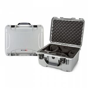 NANUK - Odolný kufr model 933 na dron DJI Phantom 4 - stříbrný