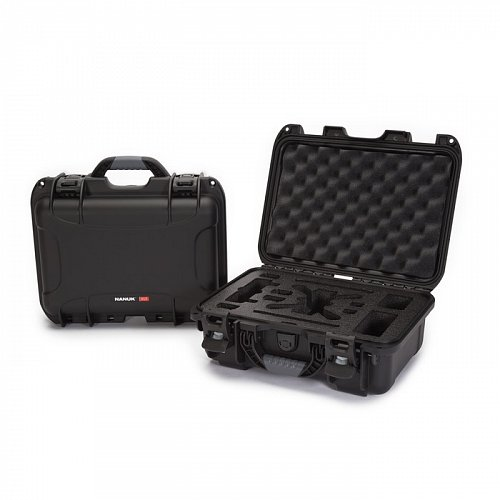 NANUK - Odolný kufr model 915 na dron DJI Spark Fly more - černý