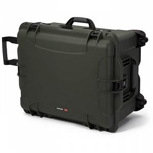 NANUK - Odolný cestovní kufr model 960 - zelený