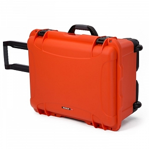 NANUK - Odolný cestovní kufr model 950 - oranžový