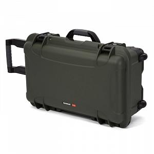 NANUK - Odolný cestovní kufr model 935 - zelený