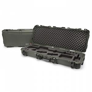 NANUK - Odolný kufr model 990 AR 15 Rifle - zelený