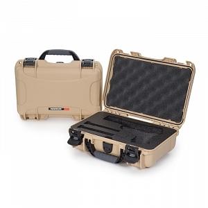 NANUK - Odolný kufr model 909 Classic Pistol - pískový