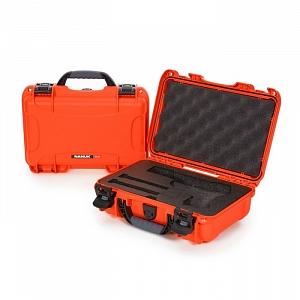 NANUK - Odolný kufr model 909 Classic Pistol - oranžový