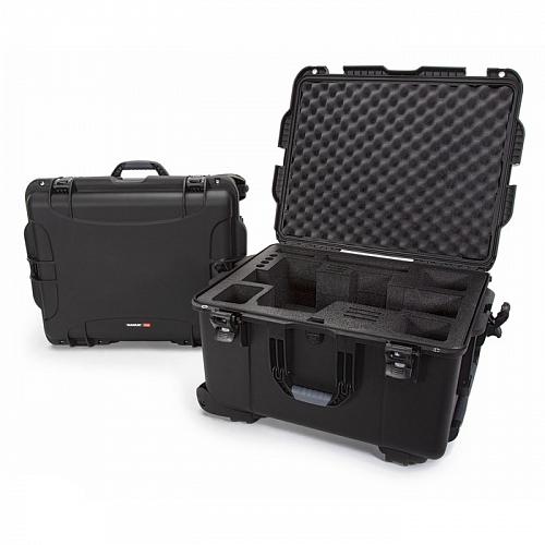 NANUK - Odolný kufr model 960 na kameru Black Magic URSA - černý